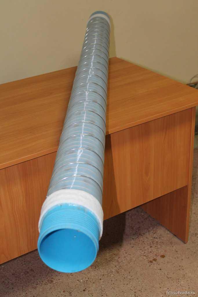 Фильтр с синтетической сеткой галунного плетения различных фракций