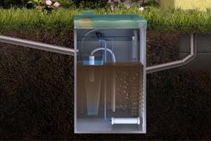 автономная канализация септик 98%